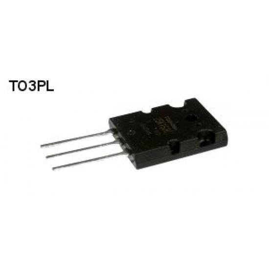 2SC5200 NPN 230V,15A,150W,30MHz TO3PL