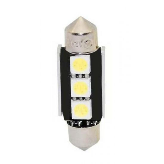 Autožiarovka LED SUFIT(36mm) 12V STU