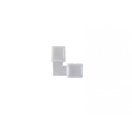 Spojka LED pásiku L, RGB - 10 mm