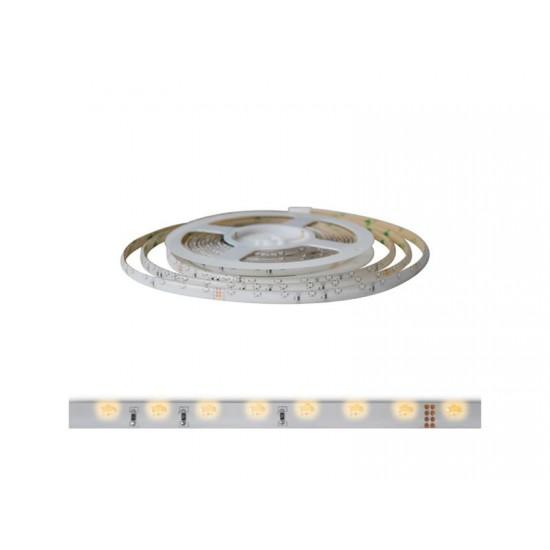 LED pásik 12V 335 (bočný) 60LED/m IP20 max. 4.8W/m teplá biela (cievka 5m)