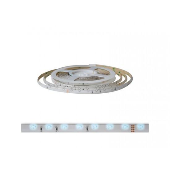 LED pásik 12V 335 (bočný) 60LED/m IP65 max. 4.8W/m studená biela (cievka 5m) zaliata