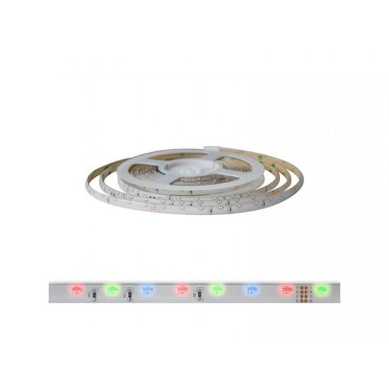 LED pásik 12V 335 (bočný) 60LED/m IP65 max. 4.8W/m R-G-B multicolor (1ks=cievka 5m) zaliaty