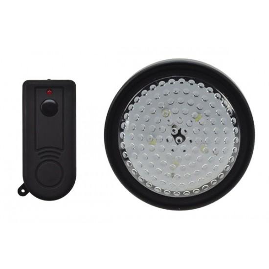 LED svetielko s diaľkovým ovládaním, 5 LED, 3x AA batérie