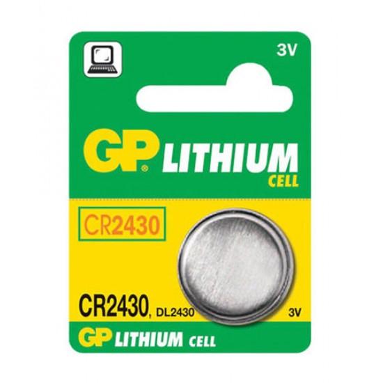 Batéria CR2430 GP líthiová