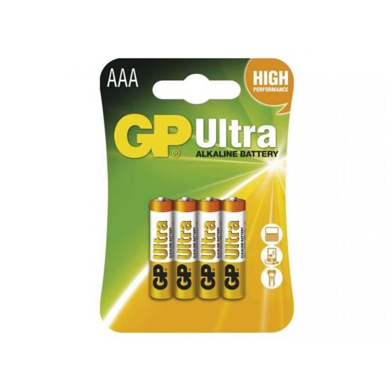 Batéria GP ultraalkalická AAA blister