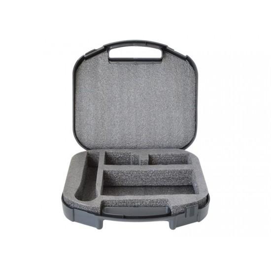 Mikrofónny kuforík CASE P1 pre bezdrôtové mikrofóny