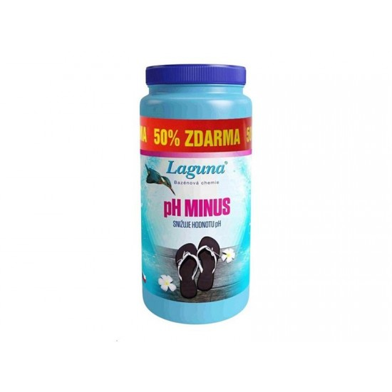 Chémia pre zníženie pH LAGUNA pH Mínus 2.25kg