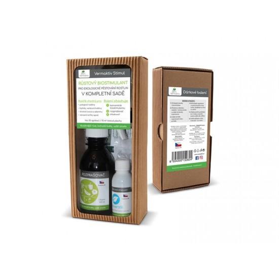 Hnojivo kvapalné VERMAKTIV Stimul Komplet 35 ml
