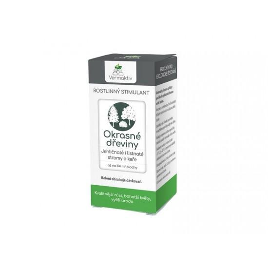 Hnojivo kvapalné VERMAKTIV Stimul Okrasné dreviny 35 ml