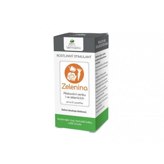 Hnojivo kvapalné VERMAKTIV Stimul Zelenina 35 ml