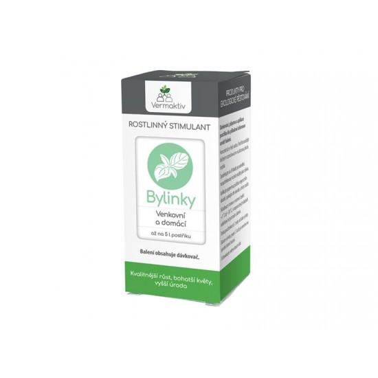 Hnojivo kvapalné VERMAKTIV Stimul Bylinky 35 ml
