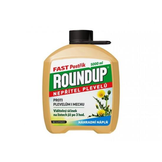 Náhradná náplň ROUNDUP Fast 5L