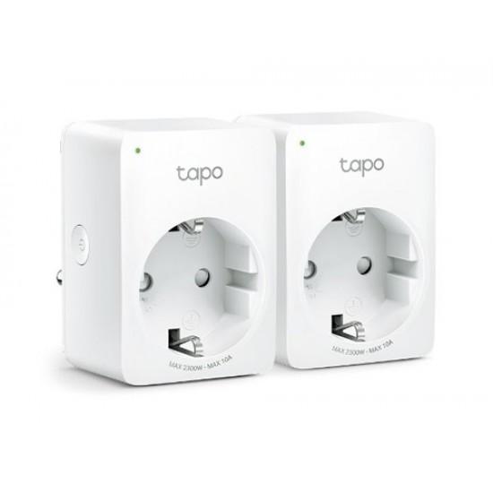 Smart zásuvka TP-LINK Tapo P100 2ks