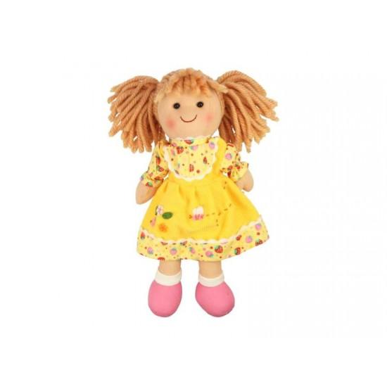 Bábika BIGJIGS TOYS Daisy 28 cm