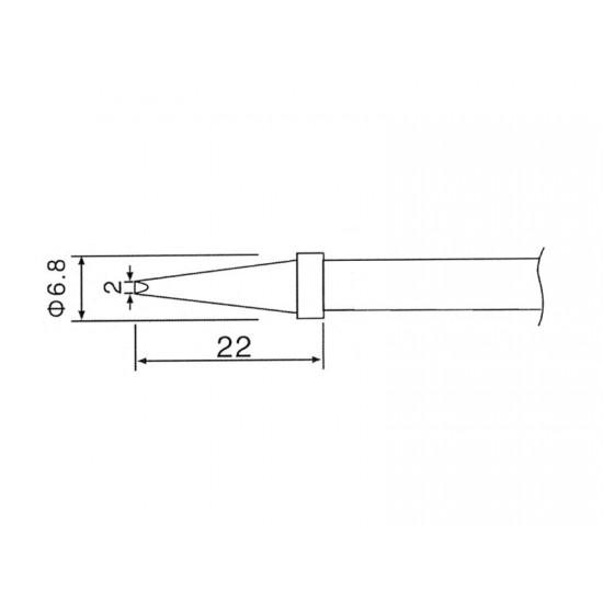 Hrot C1-4 (ZD-30C,ZD-99,ZD-8906,ZD-8906L)