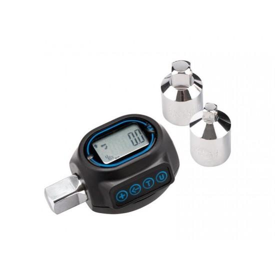 Adaptér momentový digitálny, 1/2 , 20-200Nm, s redukciou EXTOL PREMIUM 8825300