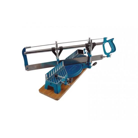 Prípravok na rezanie uhlov - pokosová píla, 550mm, EXTOL CRAFT