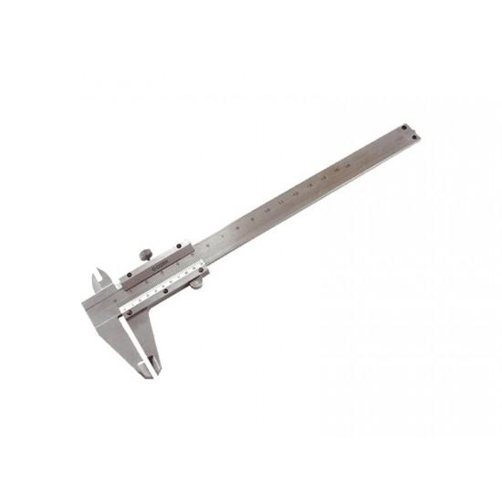 Meradlo posuvné kovové, 0-150mm, presnosť 0,05mm, EXTOL CRAFT