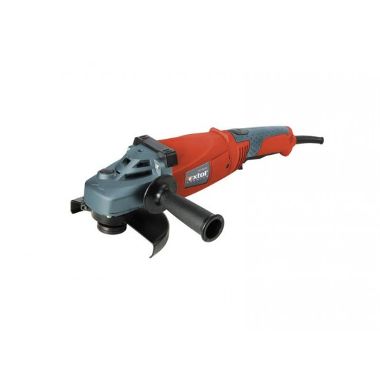 Brúska uhlová, priemer 150mm, príkon 1200W EXTOL PREMIUM, AG 150 AR, 8892018