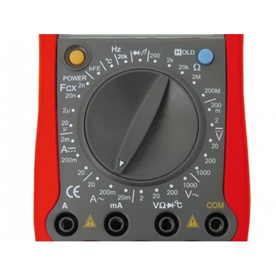 Multimeter UNI-T UT 58E