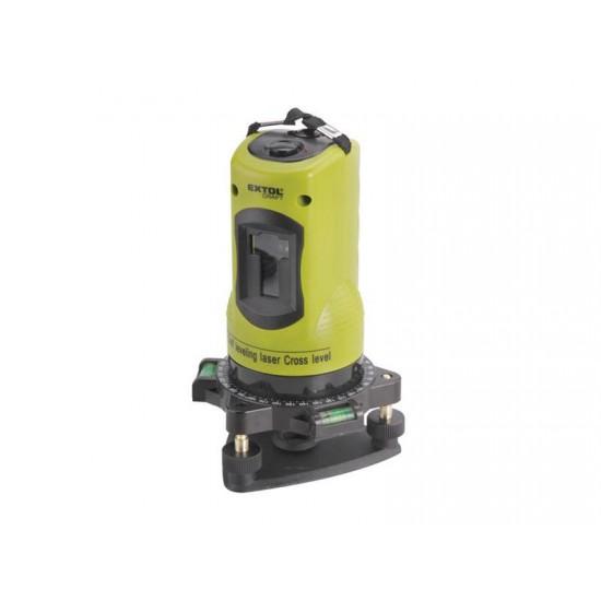 Laser krížový a líniový EXTOL CRAFT 34900