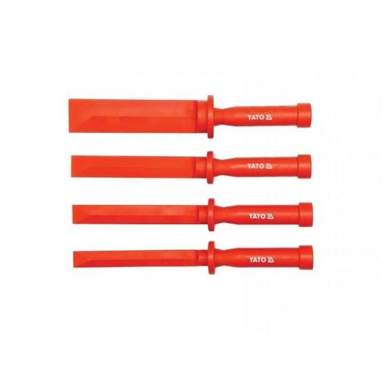 Sada plastových škrabiek, YATO-0847
