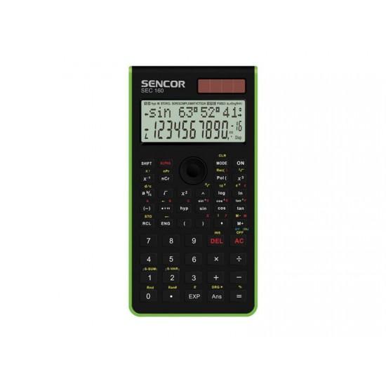 Kalkulačka školská SENCOR SEC 160 GN