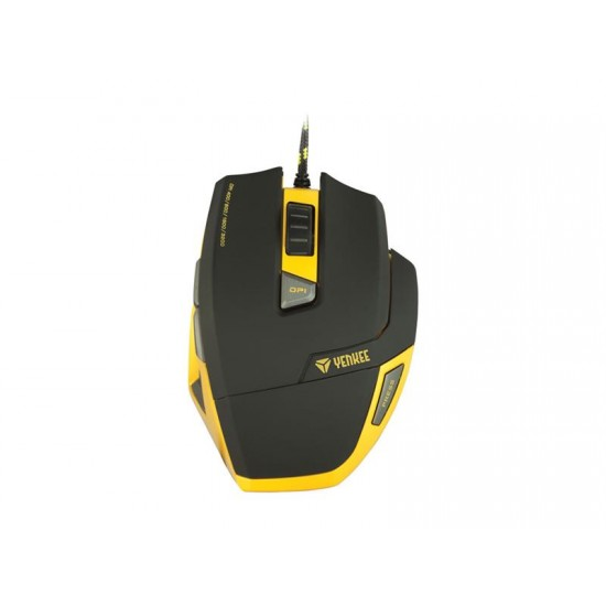 PC myš herná drôtová YMS 3009 HORNET YENKEE