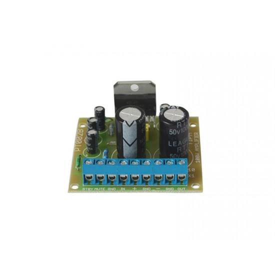 Stavebnica PT002B Zosilňovač 100W s TDA7294